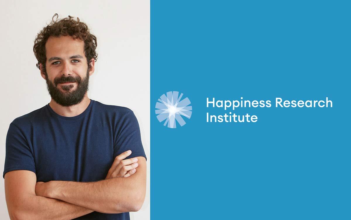 Los alumnos de nuestra formación en CHO hacen preguntas al Happiness Research Institute