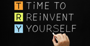 Reto de la reinvención profesional